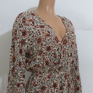 ⭐For Bundles Only⭐Amuse Society Romper Floral S
